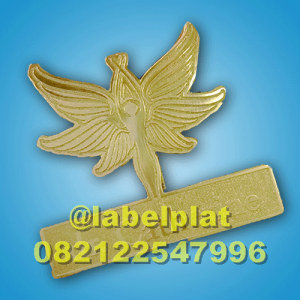 LABEL PLAT, PIN PLAT